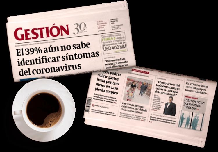 Diario impreso